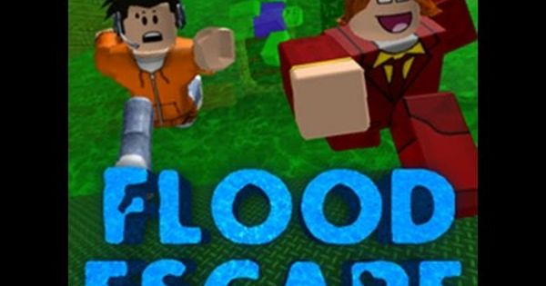 Lets Play Roblox Flood Escapes Sometimes You Glitch On The Other