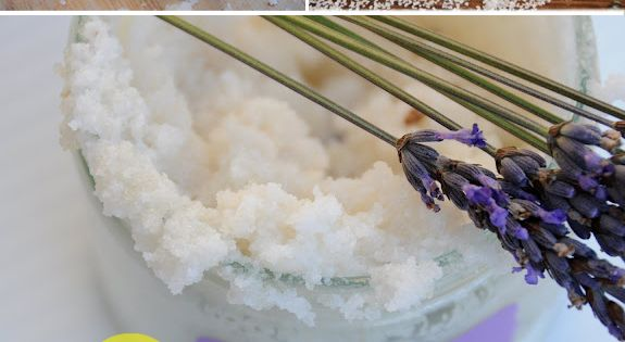 5 Homemade body scrubs