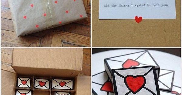 Los peque os detalles marcan la diferencia ideas para tu - Regalos especiales para san valentin ...