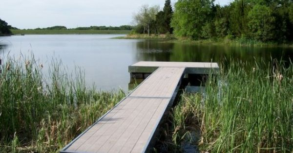 Our Standard Floating Docks Come In A Variety Of Sizes And