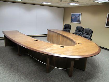 Custom Conference Table Custom Boardroom Table Conference Table Large Conference Table Boardroom Table