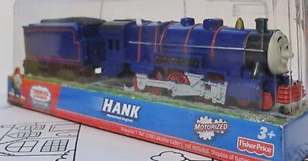 Fisher-Price Thomas /& Friends TrackMaster Hank