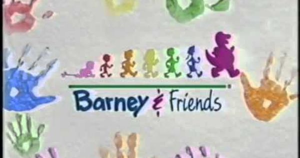 Pbs Barney Friends Season 7 Funding Credits 2002 Youtube Friends Season 7 Barney Friends Pbs Kids