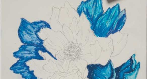 Add An Instant Wow Factor With Oil Pastels Add Drawing Factor