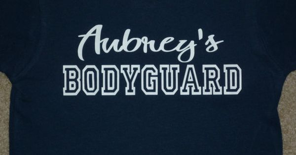 Custom shirts cool big brother bodyguard shirt personalized with name funny t shirts pink - Bodyguard idee ...