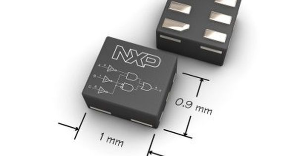 World S Smallest 8 Pin Gx Logic Package From Nxp Semiconductor Packaging Power