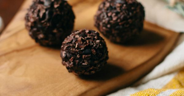 Chocolate truffles, Truffles and Lavender on Pinterest