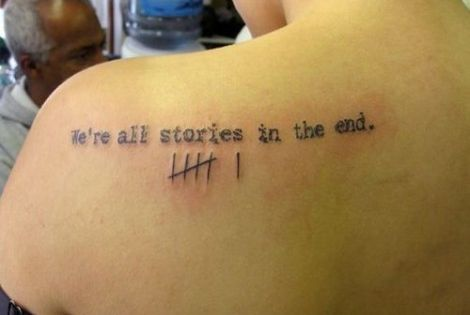 Tattoo Quotes For Someone Who Has Died : Add a tick after someone dear has passed away i believe have found my first tattoo tattoos