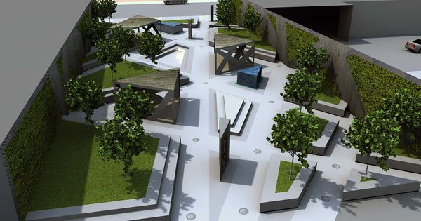 Urban design landscape architecture london bathroom for Landscape architects bath