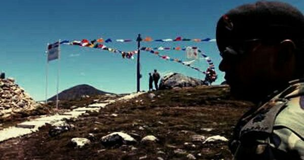 Border Row Indian Army Getting Ready For Long Haul In Doklam Http Ow Ly 3pey30dtlti Natural Landmarks Long Haul Landmarks