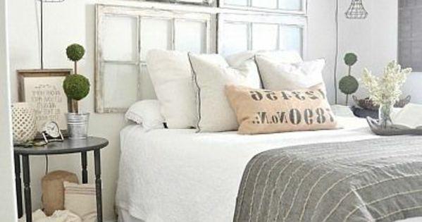 Faire une t te de lit soi m me tete de lit originale en - Faire une tete de lit originale ...