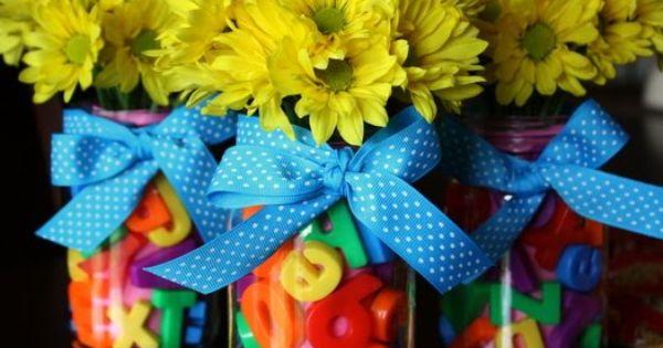 Kids Stuff / Teacher appreciation week!
