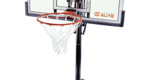 Lifetime elite 52 portable basketball hoop basketball scores - Swimming pool basketball hoop costco ...