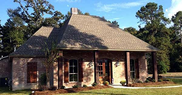 Plan 56370SM Gracious Southern House Plan House plans Style