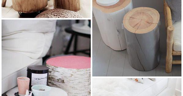interior inspiration tische aus baumst mmen baumstumpf schnitzeljagd und verstecken. Black Bedroom Furniture Sets. Home Design Ideas