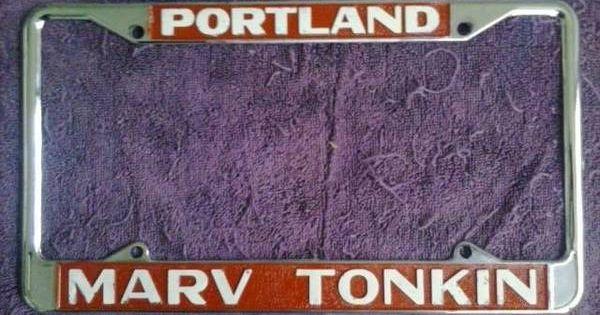 San Jose Car Dealerships >> Marv Tonkin license plate frame | Ford Dealerships ...