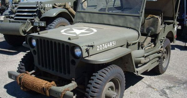 1941 1945 Willys Jeep Gpw Mb Service Manual Willys Jeep Willys