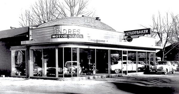 endres motor sales studebaker belleville illinois 1952 illinois motors and photos. Black Bedroom Furniture Sets. Home Design Ideas