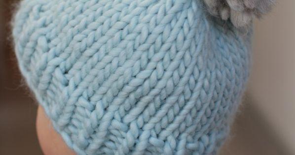 Free Hat Knitting Patterns Bobble hats, Knitting ...