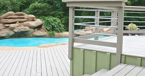 best paint for outdoor wood deck