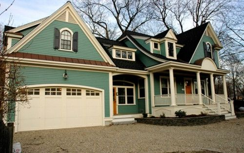 Teal House This Is It Painting The House This Summer Decorating Ideas Pinterest Best