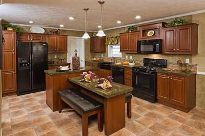 Mobile Home Remodeling Ideas Redman Homes With Images