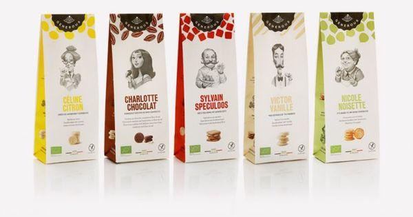 Generous Une Biscuiterie Artisanale Bruxelloise Qui Propose Une Gamme De Produits Biologiques Et Sans Gluten Mais Gourm Biscuiterie Biscuits Bio Biscuits