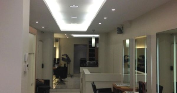 Eclairage led sur l 39 ensemble de la boutique faux plafond for Eclairage led interieur plafond