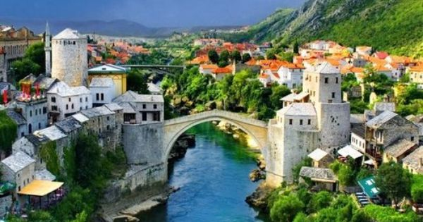 Bucket List: visit Mostar, Bosnia and Herzegovina