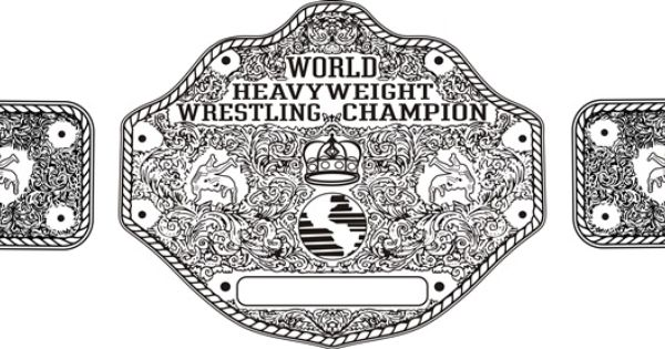 Wrestling Belt Clipart Google Search Wwe Belts Wrestling Wwe