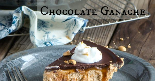 Peanut Butter Pie with Caramel and Chocolate Ganache {www.budgetgourmetmom} | See more