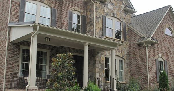Inspiration Bricks Boral USA NH Front Pinterest