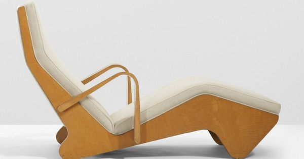 Marcel breuer maple plywood chaise longue by isokon for for Breuer chaise lounge
