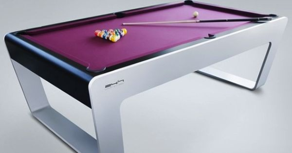 Table de billard am ricain sign e porsche design ux ui designer luxury and - Billard americain design ...