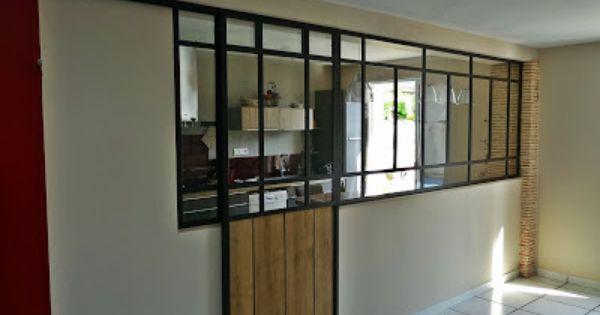 ensemble verri re d 39 int rieur style atelier entree porte couloir pinterest atelier. Black Bedroom Furniture Sets. Home Design Ideas