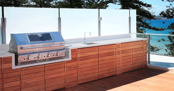 Google Image Result For Http Www Bbqfactory Com Au Images2 Pageimage 4bbuiltin Gif Outdoor Bbq Kitchen Outdoor Kitchen Built In Bbq