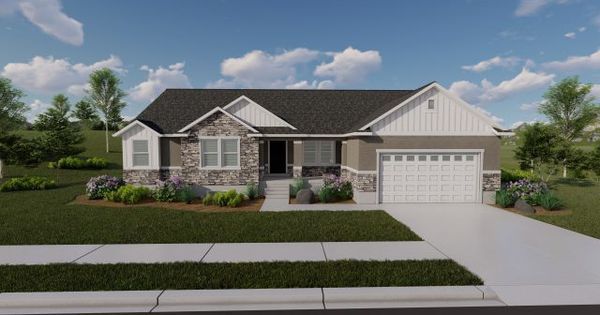 Katrina Rambler House Plan Utah Home Edge Homes Rambler House Rambler House Plans House Plans