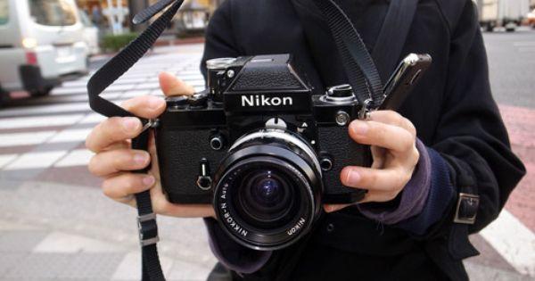 Jimbocho Nikon F2 Photomic A With Nikkor 24mm F2 8 Lens Nikon F2 Nikon Film Camera Classic Camera