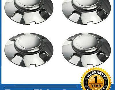 Ad Ebay 4pcs 16 Chrome Wheel Center Hub Caps Lug Nut Covers For