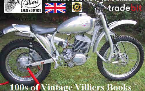 Villiers Workshop 4t Sr And Srk 1964 225t 2 Engines Ecmanuals