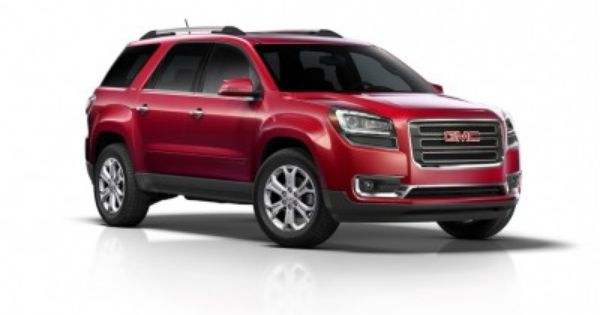 2014 Gmc Acadia Photos My Future Vehicle With Images Acadia