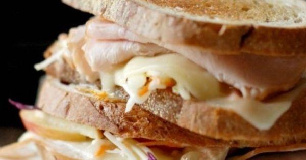 The Rachel Sandwich: Rueben's Sweeter Cousin | Sandwiches, Cousins and ...