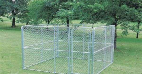 Preferred Dog Kennel 10 Ft L X 10 Ft W X 6 Ft H Tractor Supply Co Dog Kennel Dog Pen Kennel