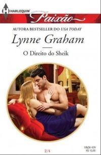 249 O Direito Do Sheik Lynne Graham Com Imagens Livros De