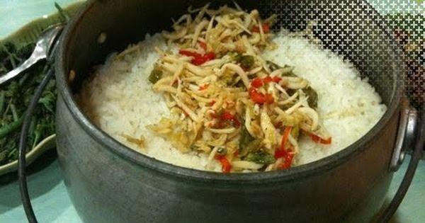 Nasi Liwet Bandung Bahan 1 Ltr Beras Lt Air Bumbu 1 Sdm Garam 3 Sdm Bawang Merah 6 Sdm Minyak Sayur 3 Lb Resep Masakan Resep Sederhana Resep Masakan Asia