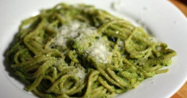 espagueti verde | pasta forever | Pinterest | Seafood, Pesto and Meat