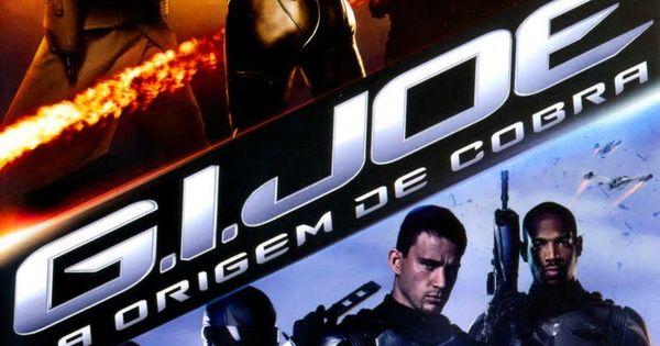 G I Joe A Origem De Cobra Assistir Filme Completo Dublado