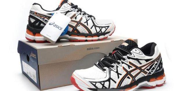 Top Layer Men S Asics Gel Kayano 20 Running Shoes Sneaker White