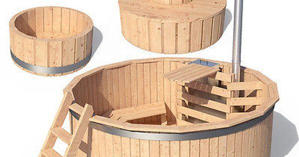 details zu isidor badezuber badefass badetonne badebottich. Black Bedroom Furniture Sets. Home Design Ideas