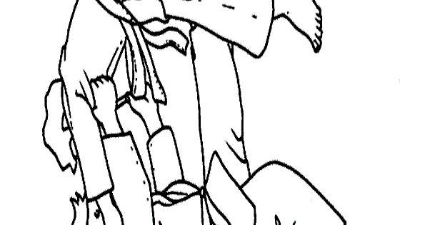 Judo Drawings